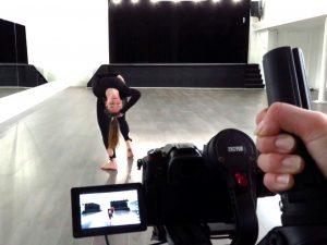 Aanbod videoproducties promovideo dansen